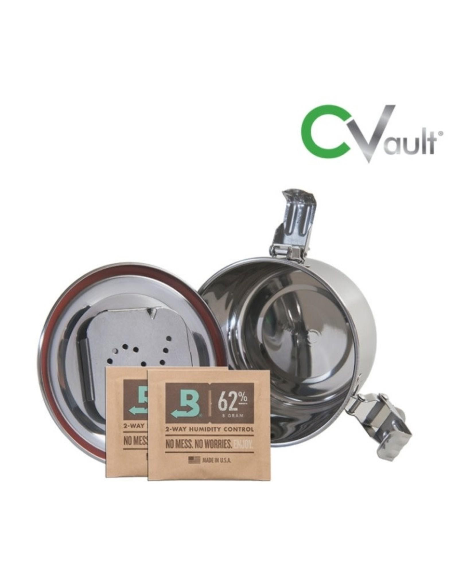 C VAULT C-VAULT STORAGE CONTAINER LARGE v2 – 1L