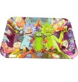 RICKY AND PICKLE STEEL LARGE ROLLING TRAY