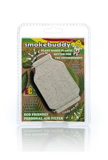 SMOKEBUDDY SMOKEBUDDY JR PERSONAL AIR FILTER –ECO JR WHITE