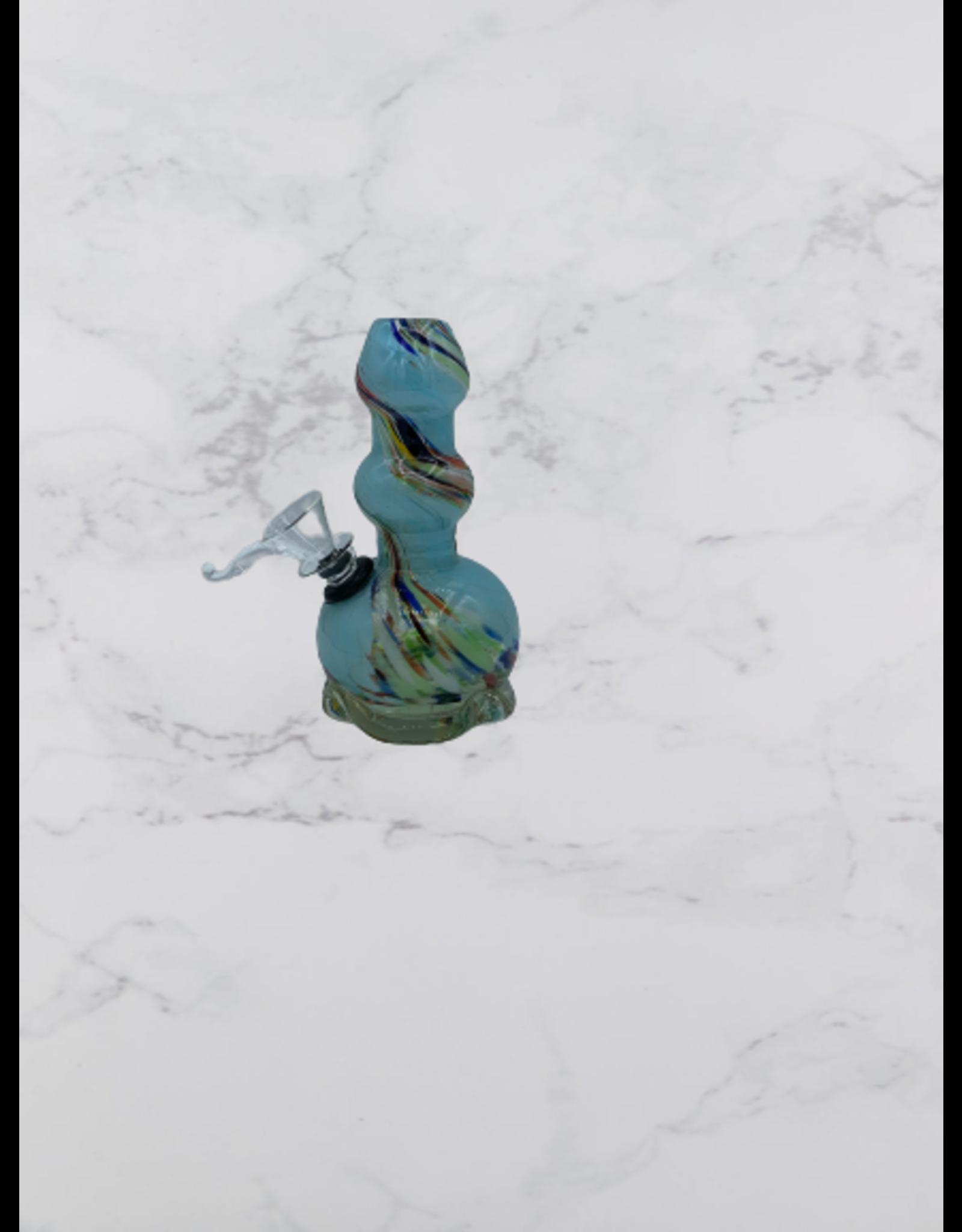 "CHRYSTAL GLASS BUBLER 5"""
