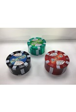 CARDS AND LODO 2PCS GRINDER