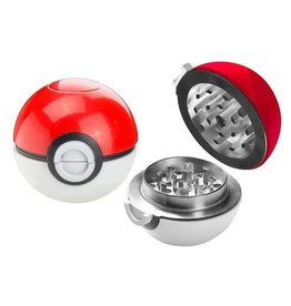 RED BALL 3PCS GRINDER (12 IN THE BOX)