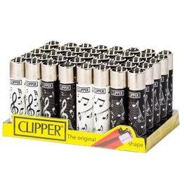 CLIPPER  LIGHTER  MUSIC
