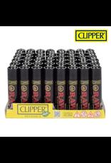 CLIPPER CLIPPER RAW LIGHTERS BLACK