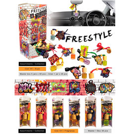 AIR FRESHENER-FREESTYLE CANDY
