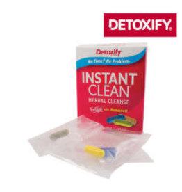 DETOXIFY INSTANT CLEAN 3 CAPSULES DETOXIFY