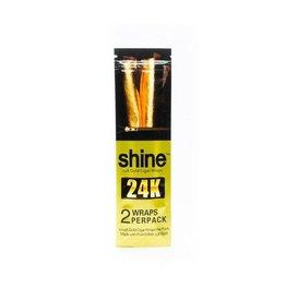 SHINE SHINE - 24K GOLD WRAPS