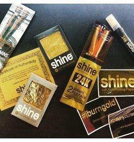 SHINE SHINE GOLD ROLLING PAPER