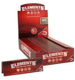 """ELEMENTS ELEMENTS SLOW BURNER HEMP 1 1/4"""""""