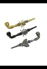 3D 5.5'' Glitter Metal Pipe