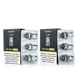 VOOPOO VOOPOO TPP MESH REPLACEMENT COIL(PACK OF 3)