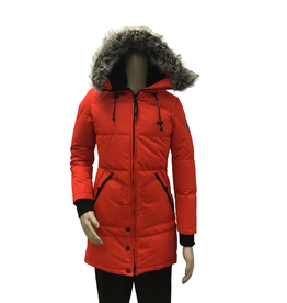 NOIZE NOIZE DIVISION FIRE RED S JACKET