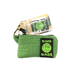DIME BAGS DIME PADDED POUNCH 5'' FOREST