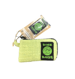 DIME BAGS DIME PADDED POUNCH 5'' GREEN