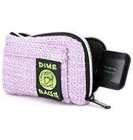 DIME BAGS DIME PADDED POUNCH 5 PURPLE
