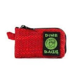 DIME BAGS DIME PADDED POUNCH 5 RED