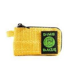DIME BAGS DIME PADDED POUNCH 5 YELLOW