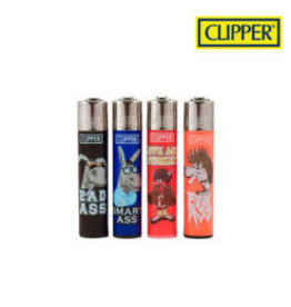 CLIPPER FUNNY SAYING LIGHTER
