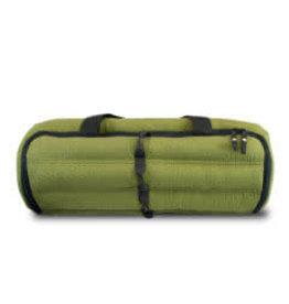 """VATRA BAGS VATRA BAG 20"""" DUFFEL GREEN HEMP"""