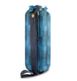 VATRA BAGS VATRA TUBE BAG 18'' V09-BLUE/BLACK PLAID