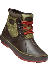 KEEN KEEN - W's - Belleterre Ankle Quilted WP - Mulch / Martini Olive - 7.5