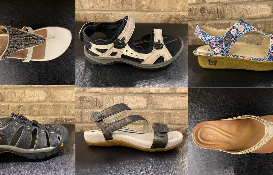 A Sandal for Every Sole