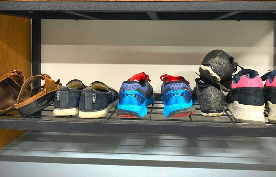 To Buy or Not to Buy Used Shoes - That is the Question
