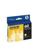 Epson INKJET CARTRIDGE-EPSON #60 YELLOW