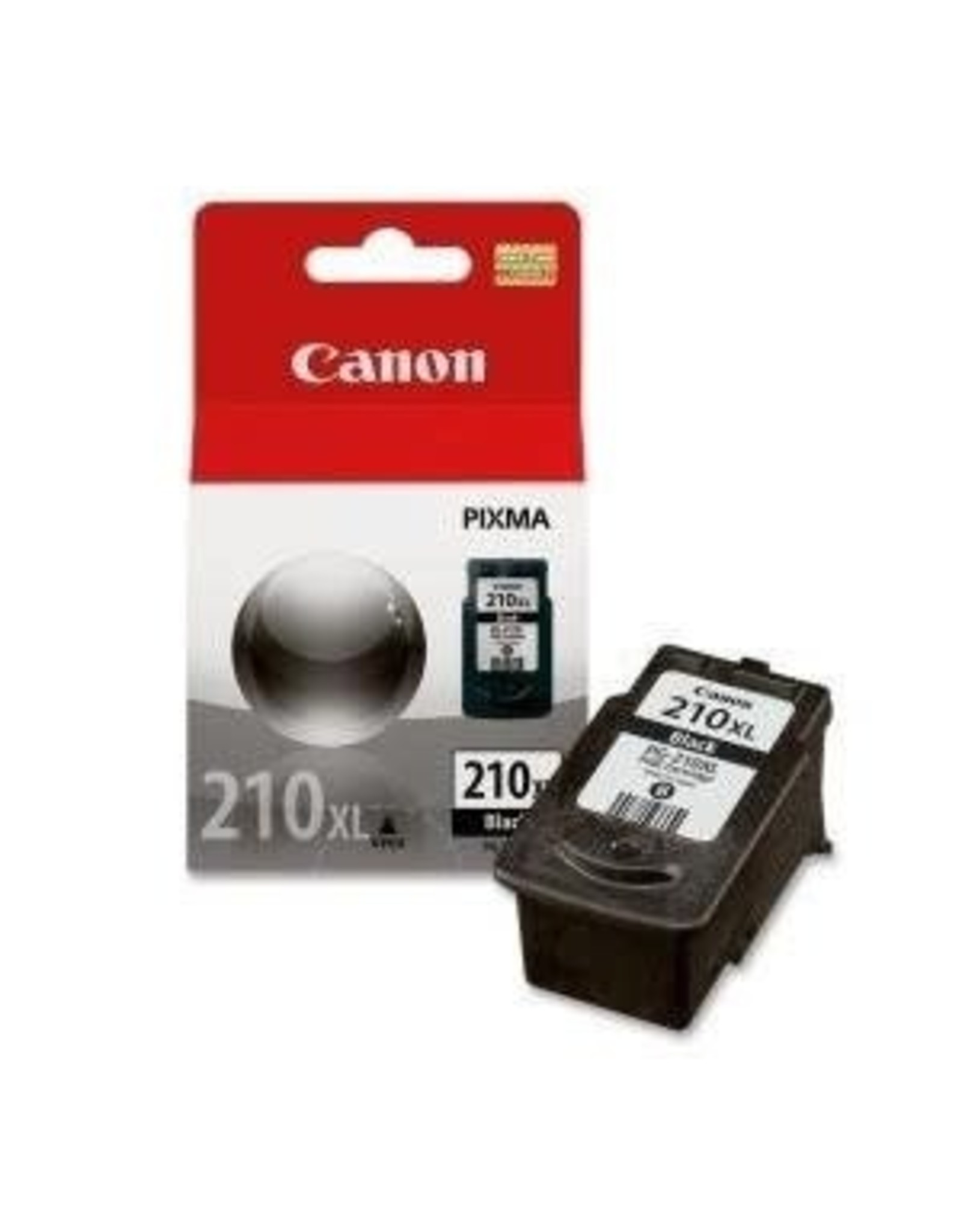 Canon INKJET CARTRIDGE-CANON #PG210XL BLACK HIGH YIELD