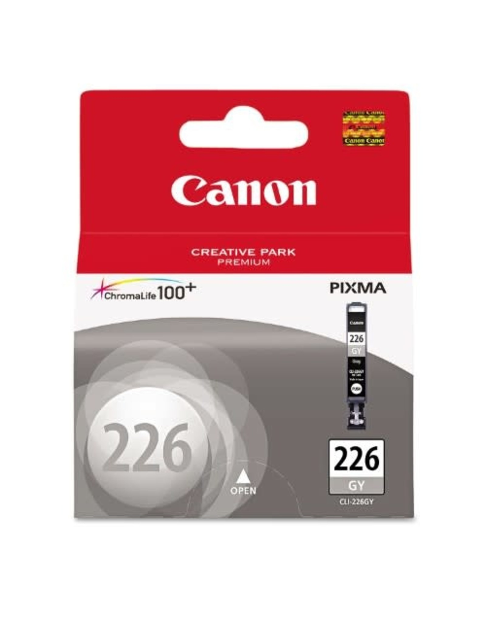 Canon INK TANK-CANON #CLI226GY GREY