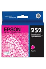 INKJET CARTRIDGE-EPSON #252 MAGENTA