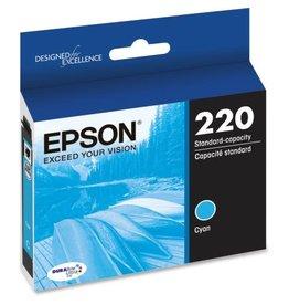 Epson INKJET CARTRIDGE-EPSON #220 CYAN