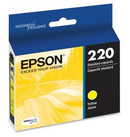 Epson INKJET CARTRIDGE-EPSON #220 YELLOW