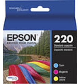 Epson INKJET CARTRIDGE-EPSON #220 COLOUR COMBO PACK