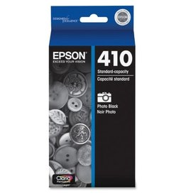 Epson INKJET CARTRIDGE-EPSON #410 PHOTO BLACK