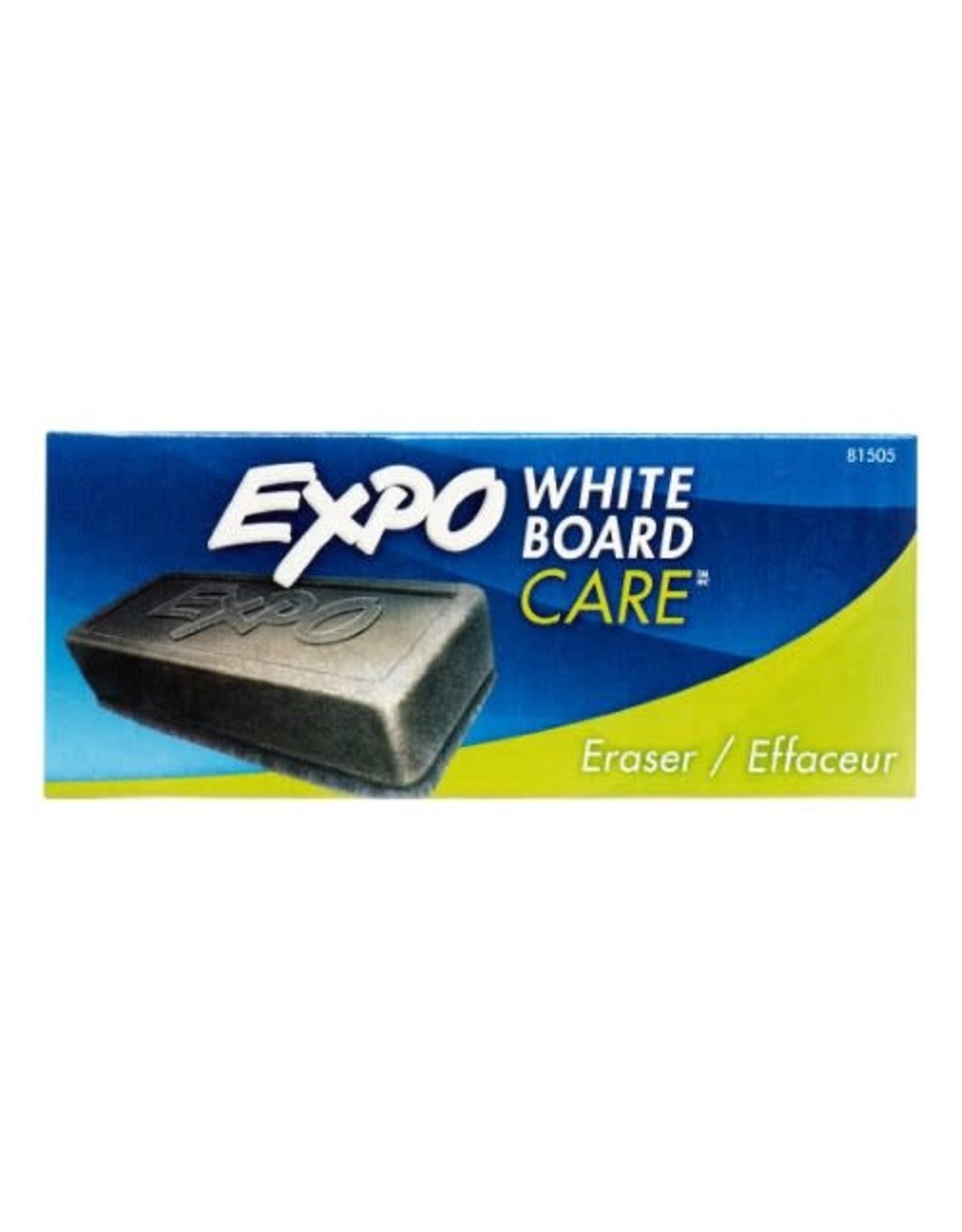 "Expo ERASER-WHITEBOARD, EXPO DRY 5""X2"""