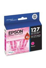 INKJET CARTRIDGE-EPSON #127XL MAGENTA EXTRA HIGH YIELD