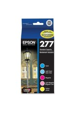 Epson Epson 277, Color Ink Cartridges, C/M/Y/LC/LM 5-Pack