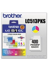 Brother INKJET CARTRIDGE-BROTHER COLOUR STANDARD YIELD