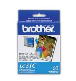 Brother INKJET CARTRIDGE-BROTHER CYAN STANDARD YIELD