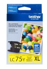Brother INKJET CARTRIDGE-BROTHER YELLOW HIGH YIELD