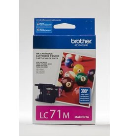 Brother INKJET CARTRIDGE-BROTHER MAGENTA STANDARD YIELD