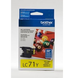 Brother INKJET CARTRIDGE-BROTHER YELLOW STANDARD YIELD