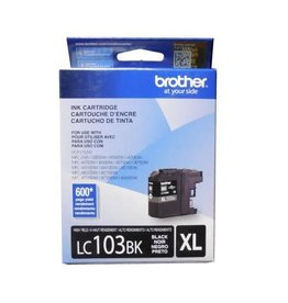 Brother INKJET CARTRIDGE-BROTHER BLACK HIGH YIELD