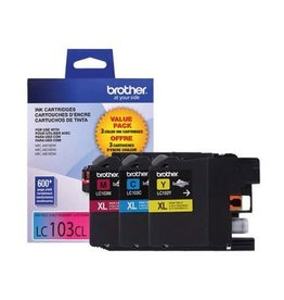 Brother INKJET CARTRIDGE-BROTHER COLOUR HIGH YIELD