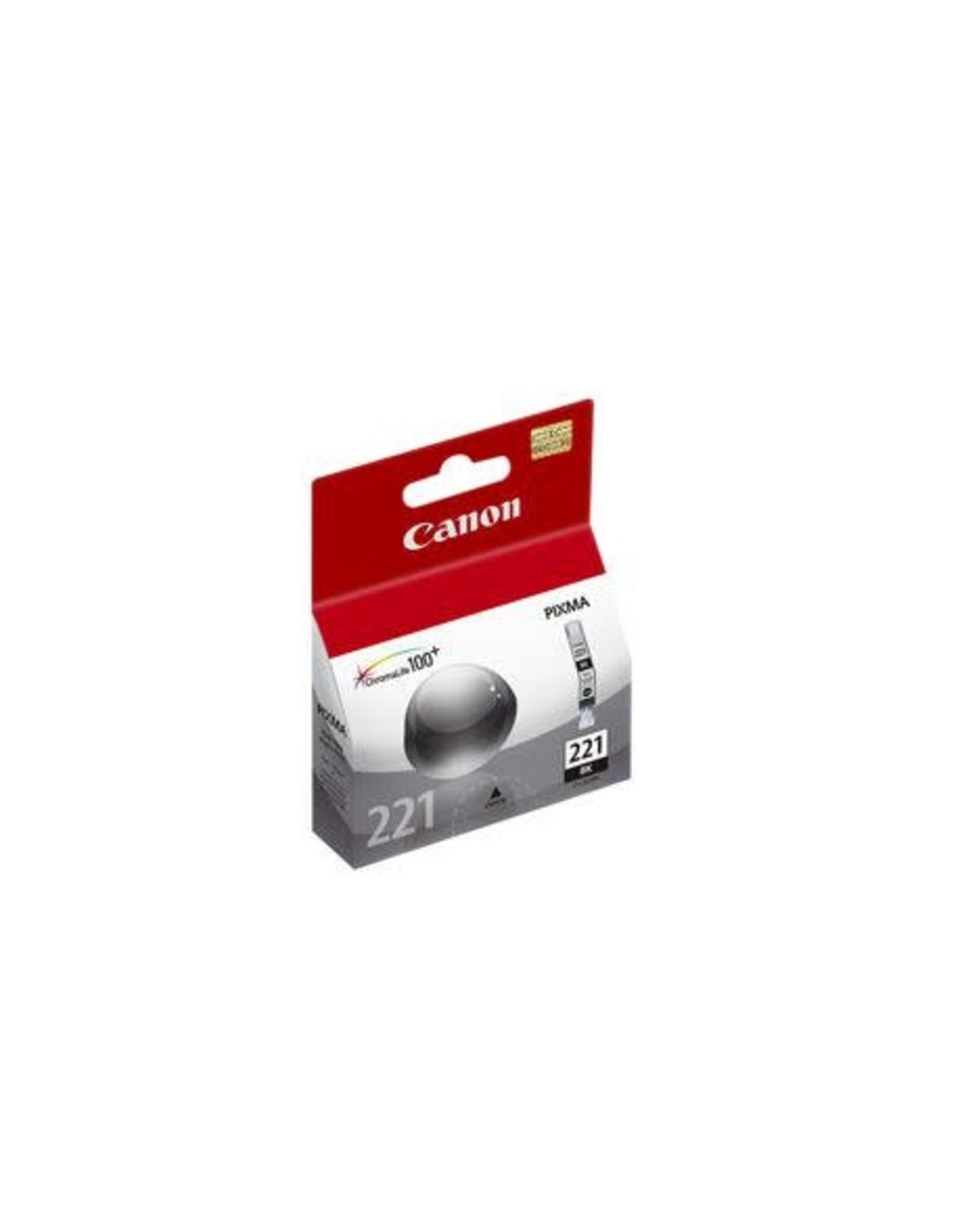 Canon INK TANK-CANON #CLI221BK BLACK -2946B001