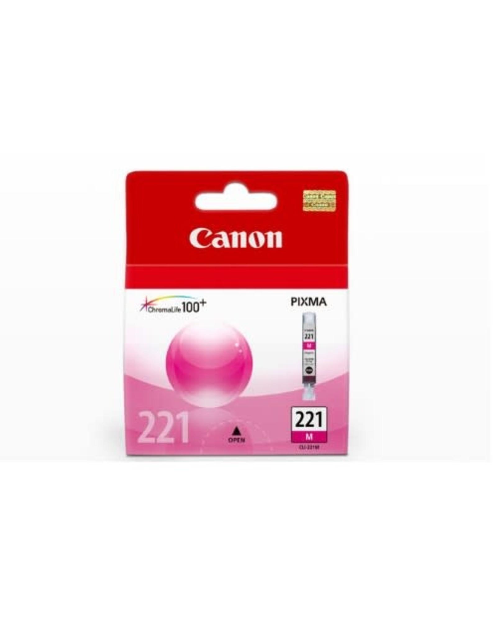 Randmar Inc. INK TANK-CANON #CLI221M MAGENTA