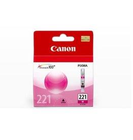 Canon INK TANK-CANON #CLI221M MAGENTA