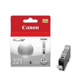 Canon INKJET CARTRIDGE-CANON #CLI221GY GREY -2950B001