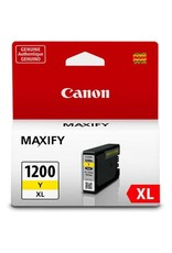 Canon INK TANK-CANON #PGI1200XLY YELLOW HIGH YIELD -9198B001
